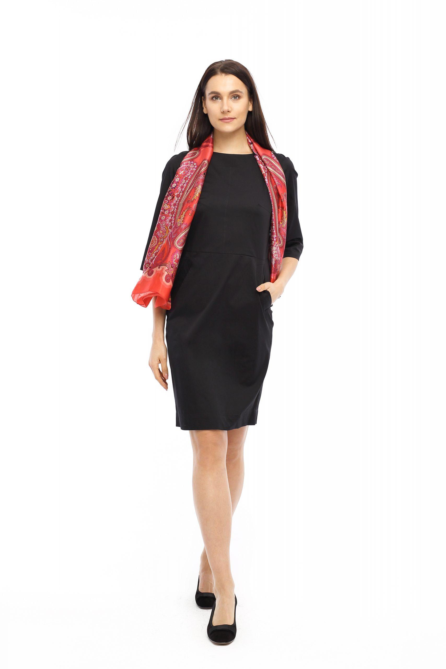 Kleid SASKIA schwarz