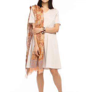 Kleid Sasa kitt Gesamtansicht