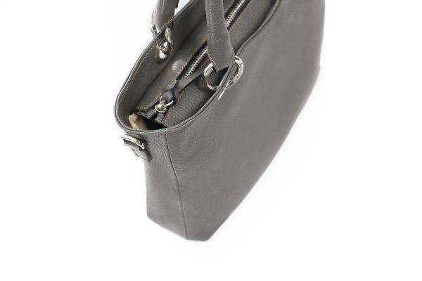 Tasche Elena klein grau